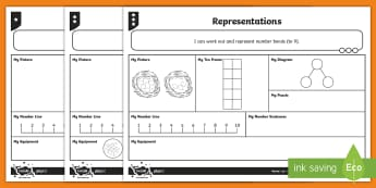 Derive and Represent Number Bonds to Nine Differentiated Activity Sheets - Addition and Subtraction, all possibilities, proof, subtraction, take away, addition, add, number bo