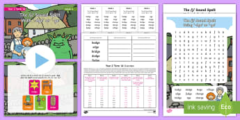 Year 2 Term 1A Week 4 Spelling Pack - Spelling Lists, Word Lists, Autumn Term, List Pack, SPaG