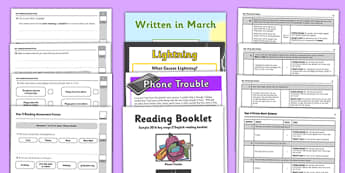 Year 5 Reading Assessment Term 1 - reading, assessment, year 5, english