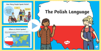 The Polish Language PowerPoint