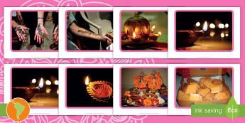 Fotos: Diwali - Diwali - Fotos de Diwali , Diwali, religion, hindú, rangoli, sita, ravana, pooja thali, rama, laksh