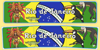 Rio de Janeiro Role Play Banner - rio de janeiro, role play, banner, rio de janeiro banner, rio de janeiro role play, role play banner, role play header