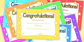 Sound Production Certificates - sound, certificate, award, reward