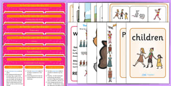 The Pied Piper EYFS Lesson Plan and Enhancement Ideas - story books, lesson ideas