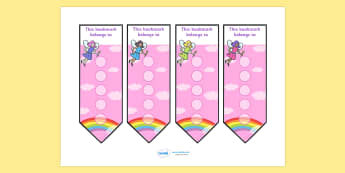 Fairy Sticker Reward Bookmarks (15mm) - Fairy Reward Bookmarks (15mm), Fairy, reward bookmarks, bookmarks, reward, 15mm, 15 mm, stickers, twinkl stickers, award, certificate, well done, behaviour management, behaviour, fairies, fantasy, wand, faerie,