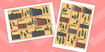 LS Lowry Display Borders - border, displays, visual aid, poster