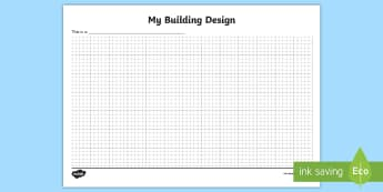 Three Little Pigs Building Design Sheet - Three Little Pigs, building, house, pig, worksheet, design sheet, building site, bricks, materials, straw, sticks