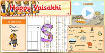 Top 10 Vaisakhi Resource Pack - top 10, top ten, vaisakhi, resource pack