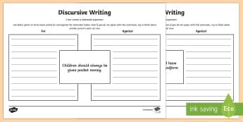 Discursive Writing Activity Pack - CfE Writingdiscursive writingbalanced argumentLIT 2-29a ,Scottish, arguments, non fiction writing, w