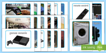 KS1 Identify Information Technology in the Wider World Photo Pack - KS1, Curriculum Aims, Computing, photo pack, information technology, technology, pictures, images, w