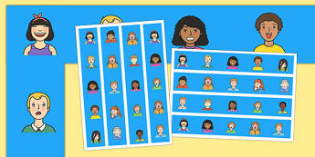 Emotions Display Borders - Display border, classroom border, border, emotions, feelings, All about me, ourselves, emotions display, expression, happy, sad, angry, scared