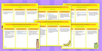 Handas Surprise EYFS Lesson Plan Ideas - handas surprise, ideas