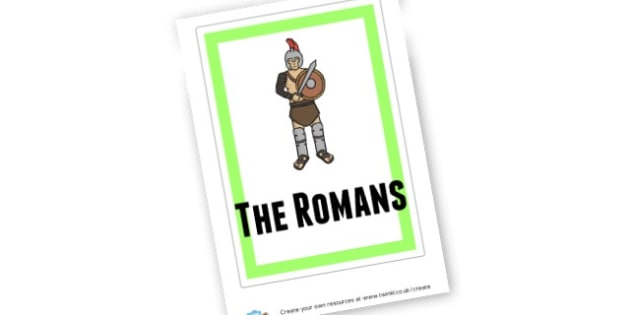 The Romans - KS2 Romans Writing Frames and Worksheets Primary Resources, Romans