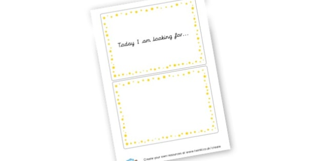 Today I Am Looking For - Daily Routine Primary Resources, visual timetable, class, rules