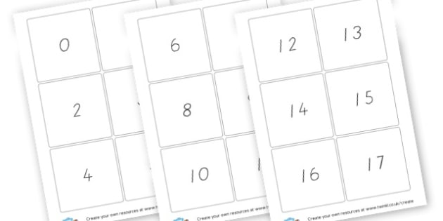 Number 0-100 - Maths Primary Resources, maths games, numbers, counting, money