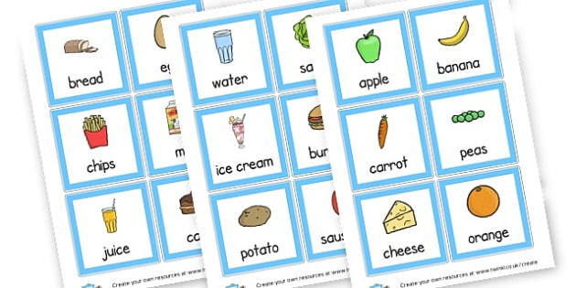 Food Flashcards - Food Group Signs Primary Resources,  Group Signs, Classroom, Food