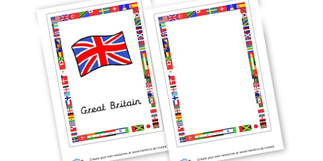 GB topic book cover - Great Britain/UK Primary Resources, Queen, Britian, UK, England