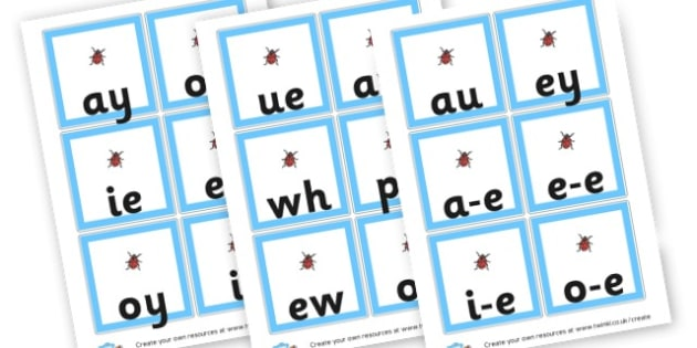 Phase 5 Phonemes - Phase 5 Display Phonemes Primary Resources, Display, Letters, Word