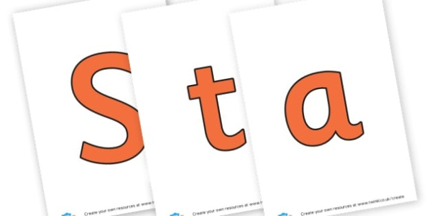 Staying Alive - display lettering - Display Lettering Primary Resources, cut out, letters, display