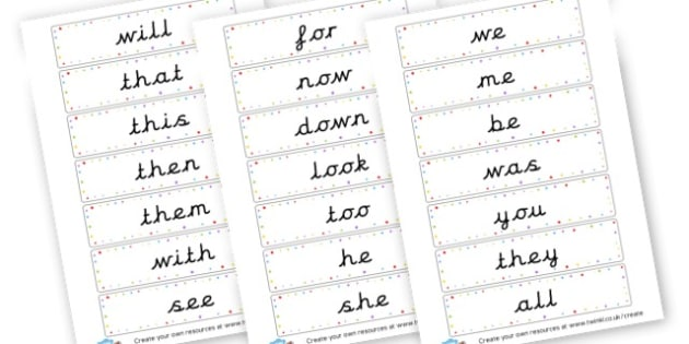 Phase 3 Word Cards - Phase 3 Visual Aids Primary Resources, Phase One, Letters, sounds