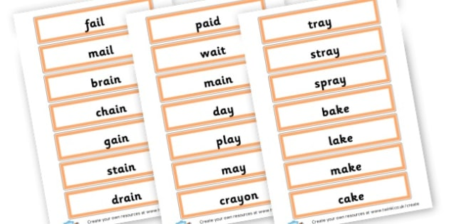 Phase 5 Cards - Phase 5 Visual aids Primary Resources, Phase One, Letters, sounds