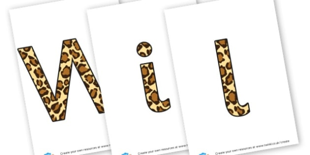 Wild About Reading! - Display Lettering - Reading Area Primary Resources, signs, area, zones, banner, poster
