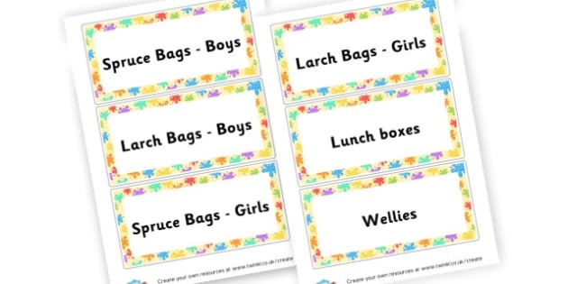 Classroom labels - Classroom Signs & Label Primary Resources, labels, posters, rules