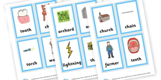 Phase 3 Phoneme Cards - Phase 3 Display Phonemes Primary Resources, Display, Letters, Word