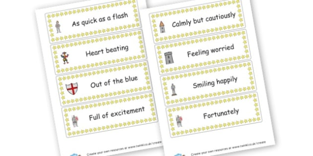 Spectacular Sentence Openers - KS2 Writing Aids, Writing, English, Literacy, Writing, KS2 English