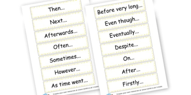 Sentence Starters Word Cards - Display Sentence Starters Primary Resources, Display, Letters