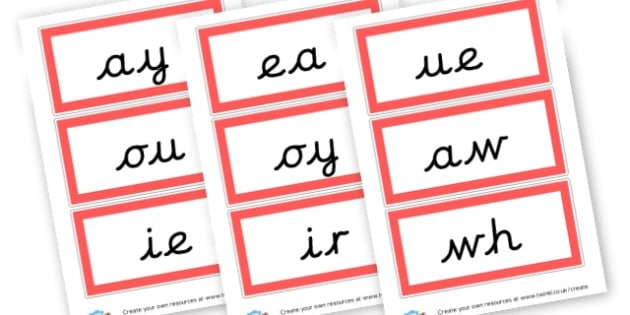 Phase 5  Flashcards  - Phase 5 Visual aids Primary Resources, Phase One, Letters, sounds