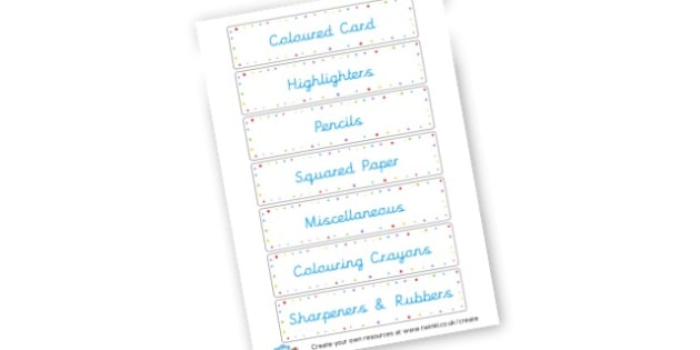 Drawer Labels - Drawer & Peg Name Labels Primary Resources, Name Label, Label, Peg