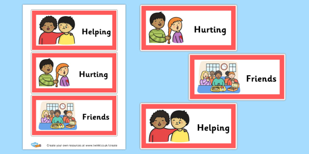 Friendship - Relationships Primary Resources, Relationships, Bullying, Friends