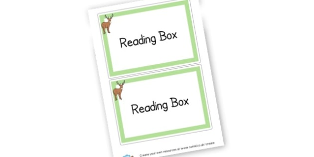 Outside Box Resources - Outdoor Area Primary Resources, outdoors, PE, signs, visual aids