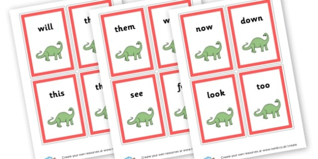 Phase 3 dinosaur x 4 - Phase 3 Visual Aids Primary Resources, Phase One, Letters, sounds