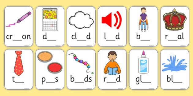 Phase 5 Sound Matching Peg Activity - phase five, sound, phase 5, phase, 5, matching, match, peg, activity