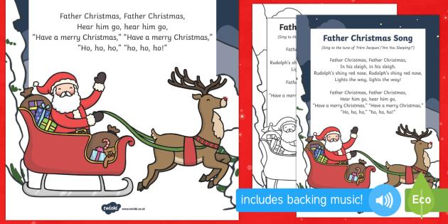 Father Christmas Song