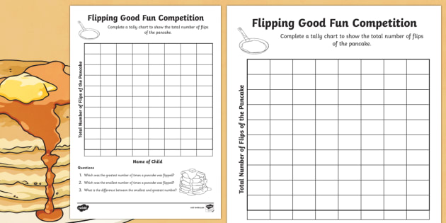 Flipping Good Fun Competition Block Diagram - diagram, block