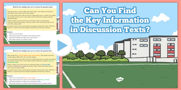 Retrieve Record Information Non Fiction Morning Task Discussion PowerPoint