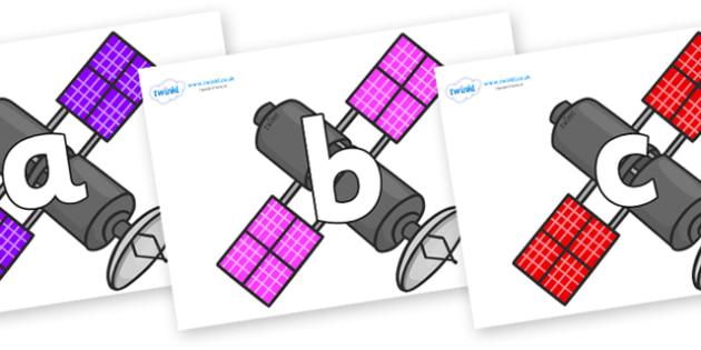 Phoneme Set on Satellites - Phoneme set, phonemes, phoneme, Letters and Sounds, DfES, display, Phase 1, Phase 2, Phase 3, Phase 5, Foundation, Literacy