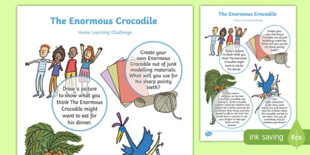 EYFS Home Learning Challenge Sheet Nursery FS1