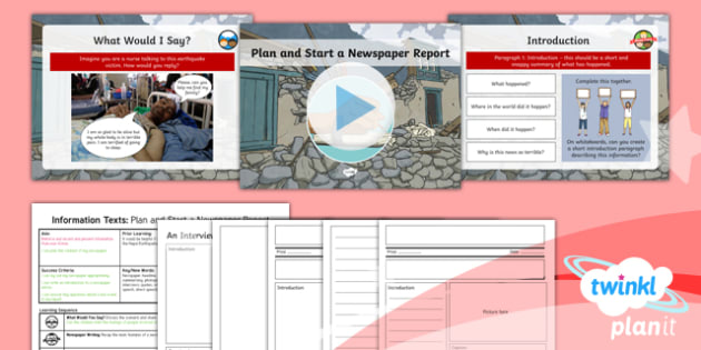Extreme Earth: Earthquakes and Volcanoes Lesson Pack Recounts (4)