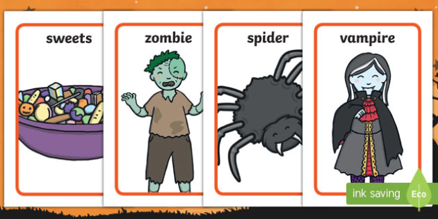 IKEA Tolsby Halloween Images Prompt Frame