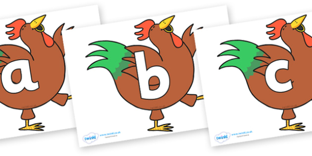Phoneme Set on Hullabaloo Rooster to Support Teaching on Farmyard Hullabaloo - Phoneme set, phonemes, phoneme, Letters and Sounds, DfES, display, Phase 1, Phase 2, Phase 3, Phase 5, Foundation, Literacy