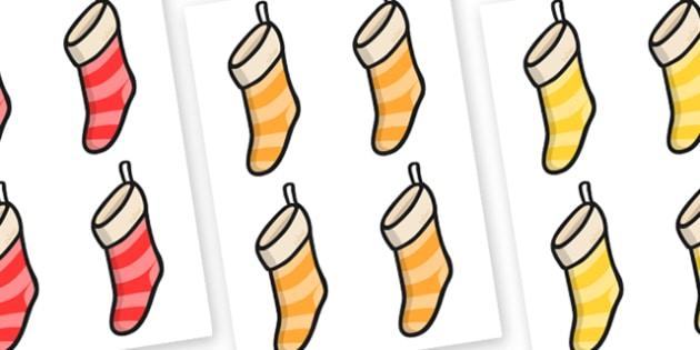 Christmas Editable Stockings Small Stripes - christmas, xmas, editable, image, editable image, stockings, striped stockings, editable stockings, display stockings, editable picture, editable display image, display, display picture