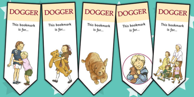 Editable Bookmarks to Support Teaching on Dogger - edit, books, bookmark, dogger, book