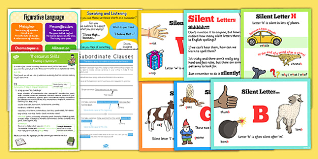 UKS2 English Display Pack - uks2, english, display, pack, literacy, ks2