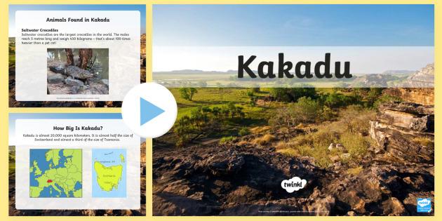 Kakadu PowerPoint - Australian, Kakadu, Australian Places, Australia, Australian Animals, Australia