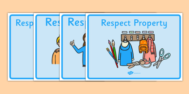 Respectful Behaviour Display Posters - respectful behaviour, good behaviour, respect, respectful, have respect, display, poster, sign, classroom management, be respectful, friendly, polite, friendship, relationship, respect for others, respect for le