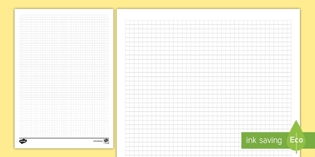 5mm Editable Squared Paper - 7mm, editable, squared paper, square, paper, maths, numeracy
